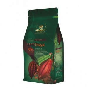 Chocolat Noir Inaya 65% 5 kg
