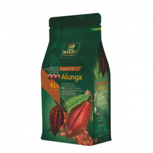 Chocolat au Lait Alunga 41% 1 kg