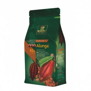 Chocolat au Lait Alunga 41% 5 kg