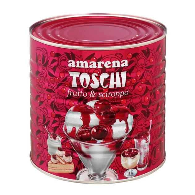Amarena Toschi Cerises 1kg
