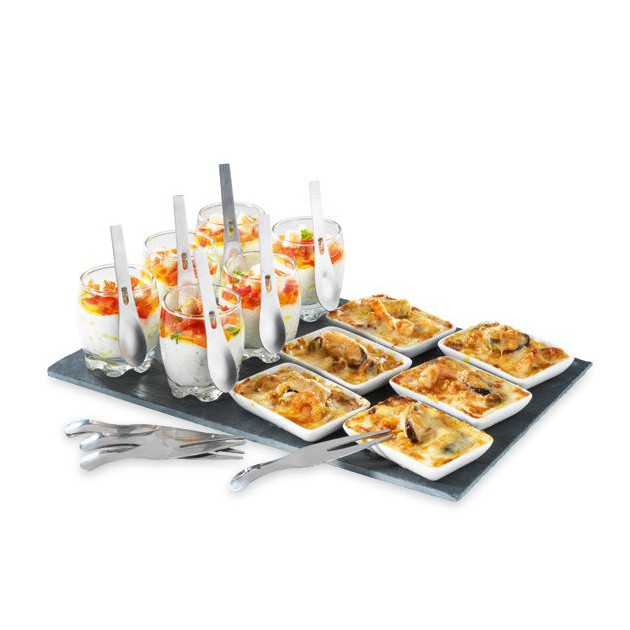 Coffret Verrine 25 Pieces Lebrun
