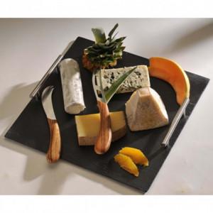 Plateau à fromage poignées métal par LeBrun