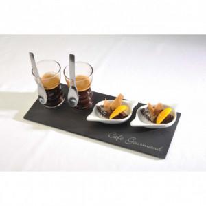 Café gourmand Duo par LeBrun - 7 pièces