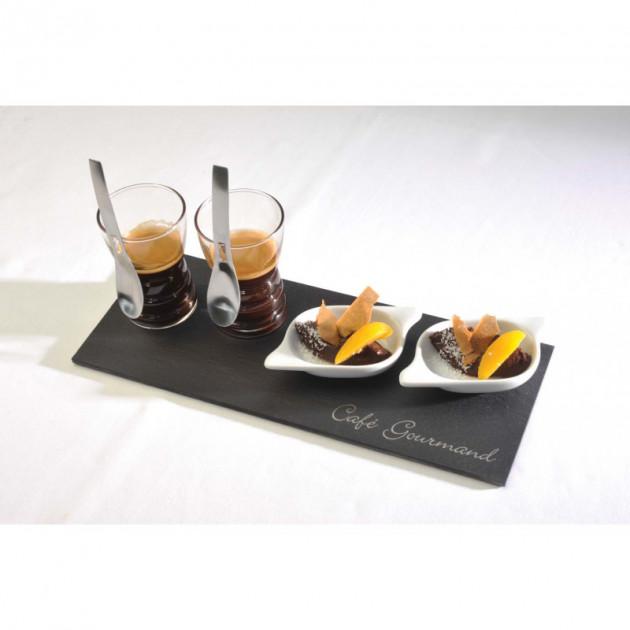 Cafe gourmand par LeBrun - 7 pieces