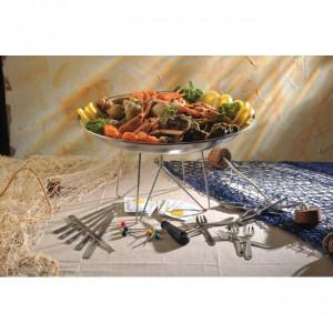 Service crustacés par LeBrun - 23 pièces