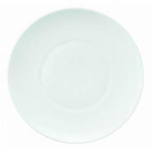 FIN DE SERIE Assiette de Présentation en Porcelaine Blanche Ø31 cm GALUCHAT (x1)