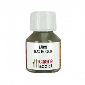Arôme Alimentaire Noix de Coco 58 ml Cuisineaddict