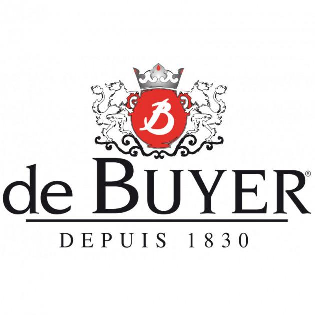 DE BUYER PASSOIRE CUIT-VAPEUR /Ø 24