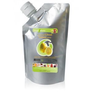 Purée de Citron Jaune Capfruit 1kg