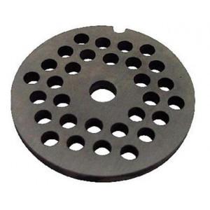 Grille 6.5 mm pour Hachoir N°8 Inox Tellier