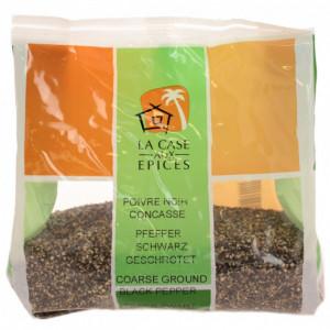 Poivre noir concassé mignonette (mignonnette) 1 kg
