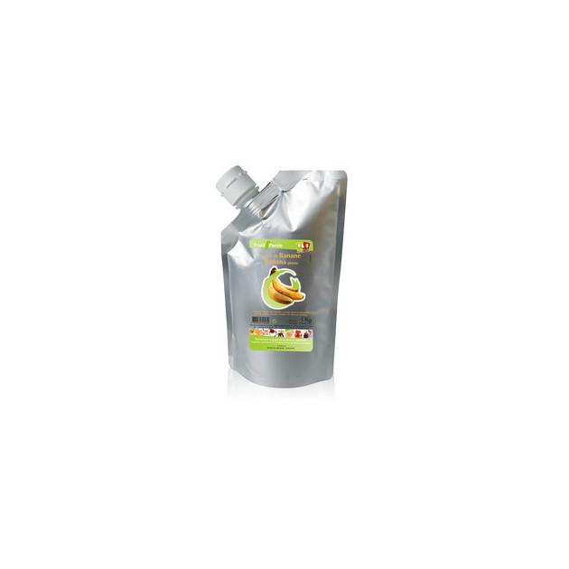 Puree de Banane Capfruit 1kg