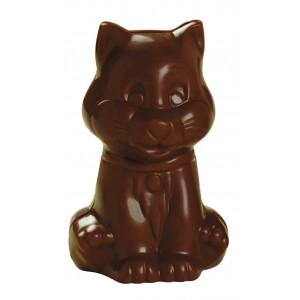 Moule à Chocolat Chaton 8,8 x 5,6 cm (x2)