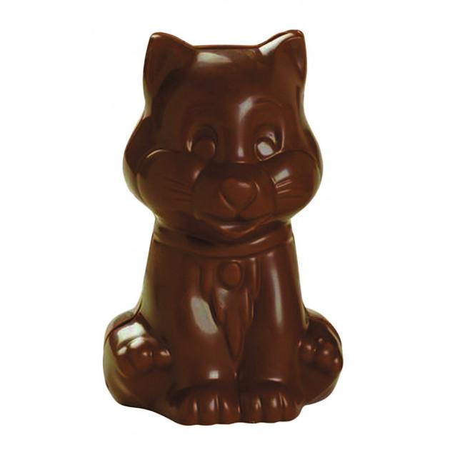 Moule a Chocolat Chaton 8.8 x 5.6 cm (x2)