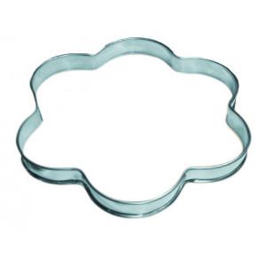 Cercle à Tarte Inox Marguerite 20 cm x H 2,5 cm Mallard