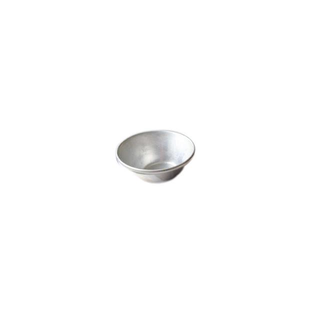 Moule pour Pasteis de natas - fer blanc (x6) Gobel