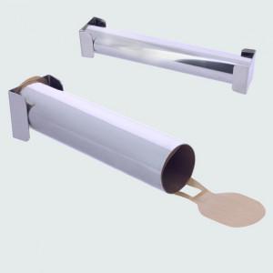 Moule Tubulaire à embouts démontables en inox 20 cm De Buyer