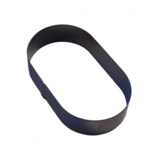 Chiffre inox 0 Moule-Découpoir 100 mm Gobel