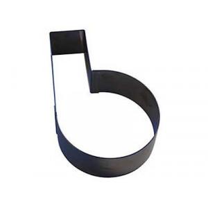 Chiffre inox 6 Moule-Découpoir 100 mm Gobel