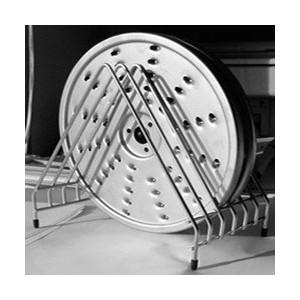 Support inox pour disques à découpe Dynacoupe