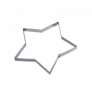 Forme grand sablé Etoile inox Moule - Découpoir Gobel