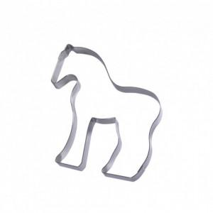 Forme grand sablé Cheval inox Moule - Découpoir Gobel