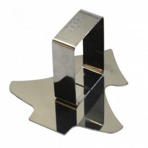 FIN DE SERIE Poussoir Sapin inox 78 x 78 mm - Gobel
