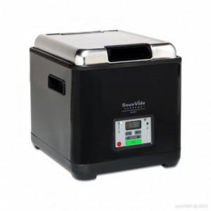 Machine pour Cuisson Sous Vide 8.7L Noir Supreme