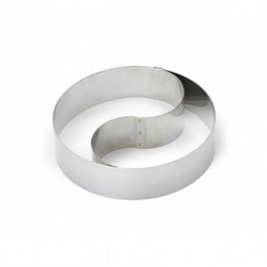 Cercle à Mousse Yin et Yang
