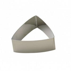 Nonnette Inox Triangle Bombé 6 cm x H 3 cm Gobel