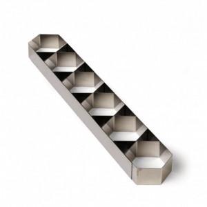 Attelage 6 Nonnettes Hexagonales