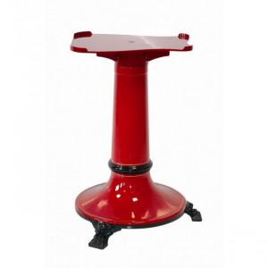 Pied pour Trancheuse à Jambon Manuelle Rouge 300 mm Wismer