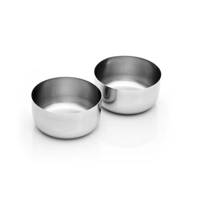 Set de 2 bols sauciers pour le Four Vapeur mobile DEJELIN