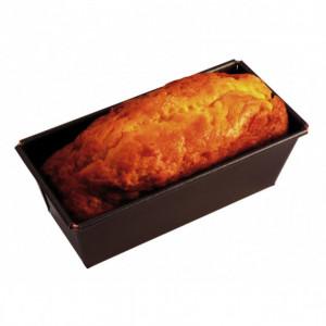 Moule à Cake Plié 10 x 4,5 cm x H 3,5 cm Gobel