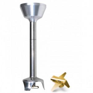 Pied Jupe Etanche DYNAMIX 190 + Couteau Emulsionneur Dynamic