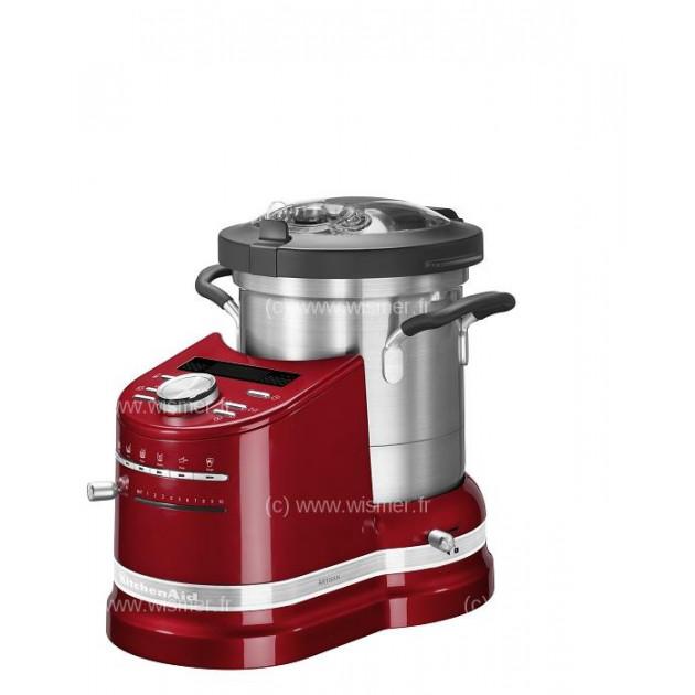Appareil culinaire tout-en-un Cook Processor KitchenAid Pomme d'Amour