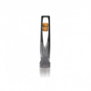 Tire-bouchon Pop Bulle Gris pour vins pétillants SW-105 Le Creuset