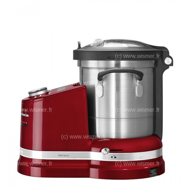 Robot multifonctions Cook Processor KitchenAid Pomme d'Amour