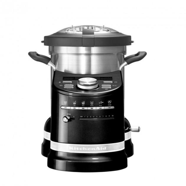 Robot cuiseur Cook Processor KitchenAid Noir Onyx