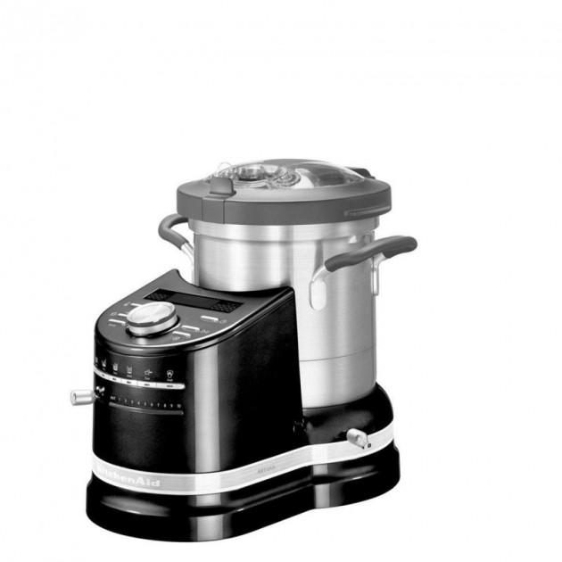 Appareil culinaire tout-en-un Cook Processor KitchenAid Noir Onyx