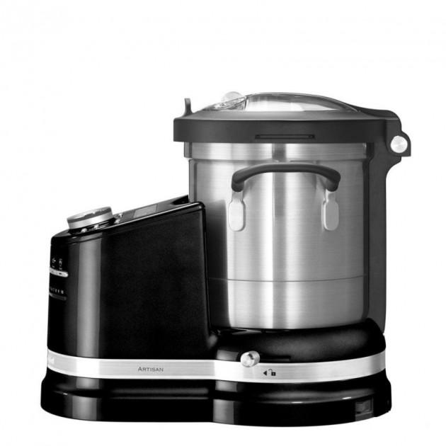 Robot multifonctions Cook Processor KitchenAid Noir Onyx