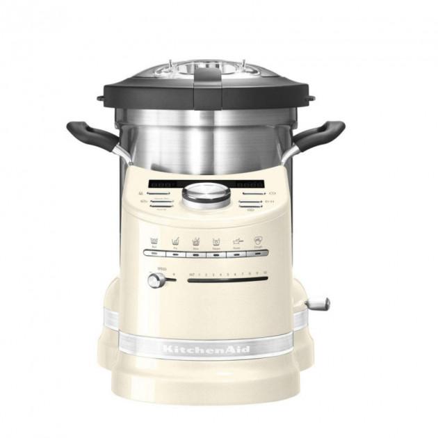 Robot cuiseur Cook Processor KitchenAid Creme