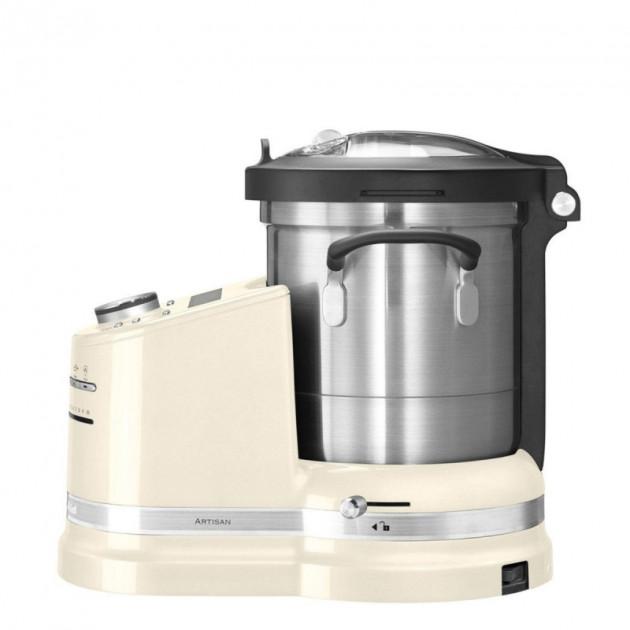 Robot multifonctions Cook Processor KitchenAid Creme