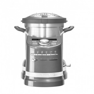 Robot cuiseur Cook Processor KitchenAid Gris Etain