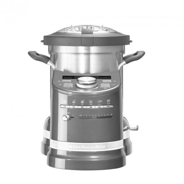 Robot cuiseur Cook Processor KitchenAid Gris Etain