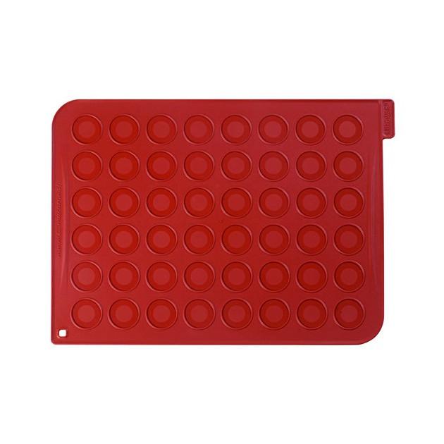 Plaque Macarons Silicone 40x30 cm Silikomart