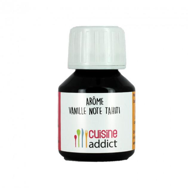 Arôme Alimentaire Vanille note Tahiti 58 ml Cuisineaddict