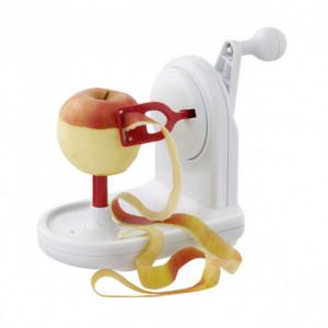 FIN DE SERIE Pèle-pommes ménager plastique
