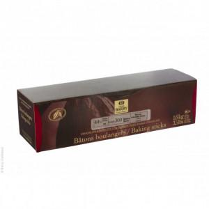 Bâtons boulangers en chocolat pour pains au chocolat x300