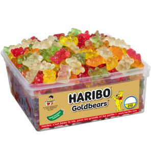 Oursons x 210 - Boîte Bonbon Haribo